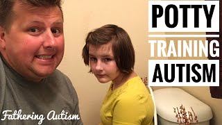 Autism Potty Training | How To Potty Train With Discrete Trial Training