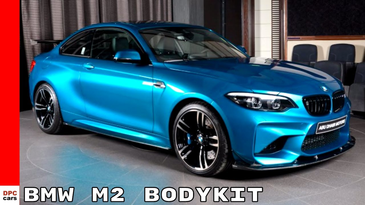 bmw m2 with 3d design bodykit youtube. Black Bedroom Furniture Sets. Home Design Ideas