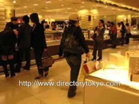 Shopping  | Tokyo Business Directory