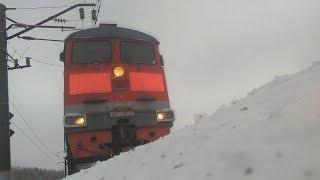 2ТЭ10М-0961 . Магистральный тепловоз / 2TE10M-0961. Trunk locomotive
