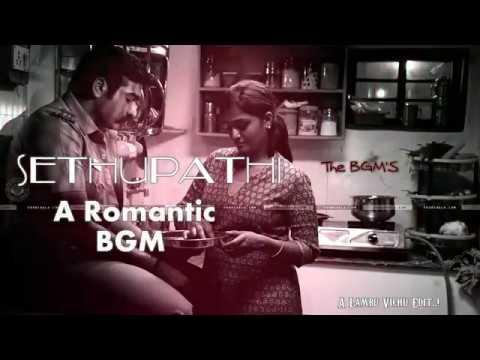 Sethupathi Wife love romance bgm-vijay sethupathi