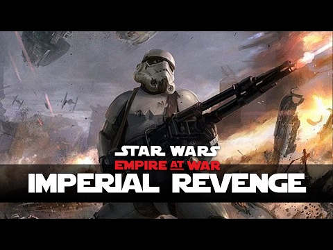 Imperial Update! - Thrawns Revenge Demo  - Ep1 - (Star Wars RTS Lets Play)