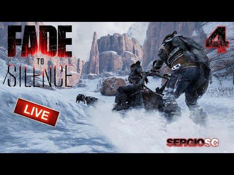 FADE TO SILENCE #4 se acerca el invierno MODO SUPERVIVENCIA Gameplay DIRECTO Español