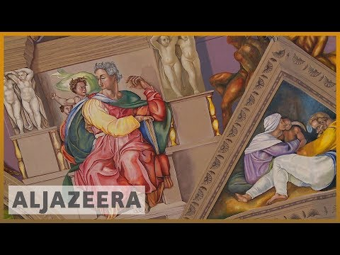 🇲🇽 Mexico City to open replica of Michelangelo's Sistine Chapel l Al Jazeera English