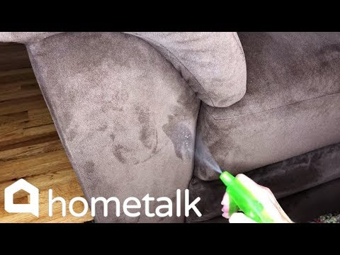 How To Deep Clean a Microfiber Couch | Hometalk