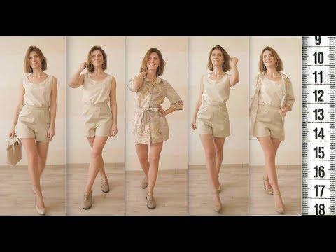 Модель длинного летнего платья из шифона с оборками и рукавами в комплекте с нижним платьемиз YouTube · Длительность: 7 мин15 с