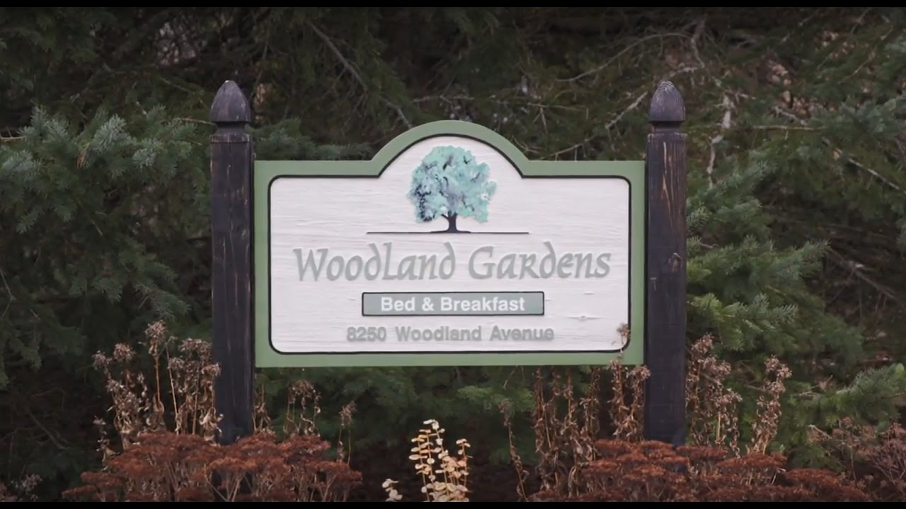 Overnight Vacation In Port Hope Woodland Gardens B B Youtube