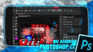 PhotoShop CC Para Android APK //Como Usarlo bien Explicado//GFX, Photoshop