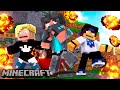 FIREBALLS BABY!!!!!! | Minecraft Bed Wars