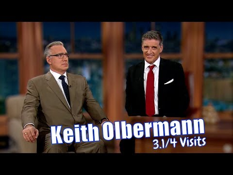 Keith Olbermann - Not A Liberal Bastard, Just A Bastard - 3.1/4 Visits In Chronological Order