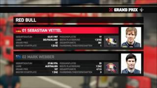 F1 2011 PC Gameplay HD