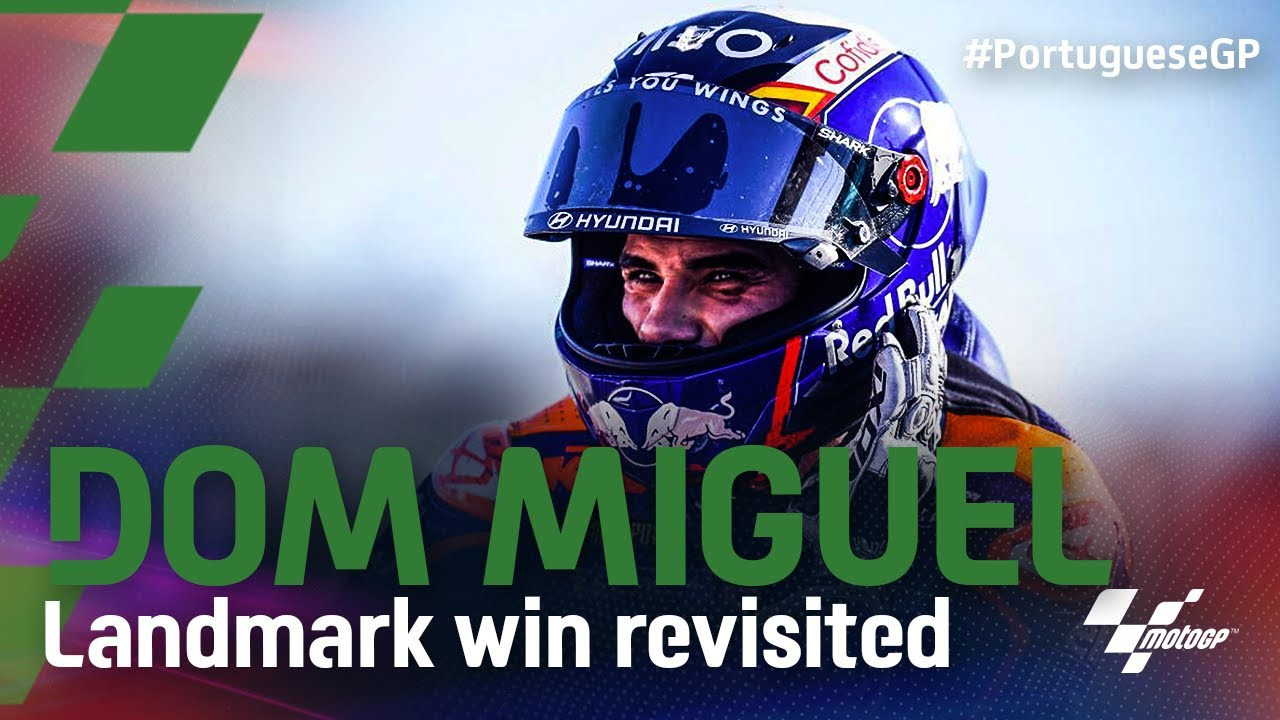 Dom Miguel: Oliveira and Portugal's landmark win revisited