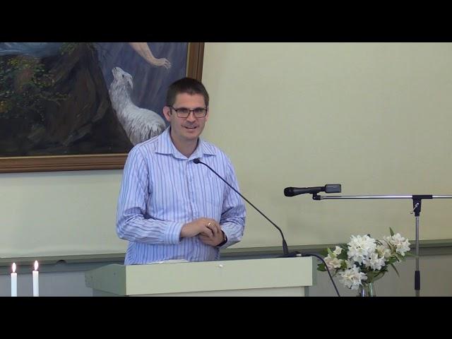 2019.05.12 Jon Håvard Gundersen, (3/3) Profeten Haggai - Jorden skal rystes,