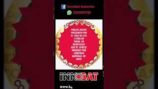 Beneficios al comprar baterías Innobat