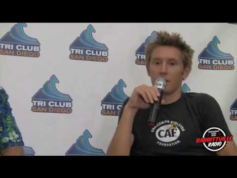 Cameron Wurf Q&A with Tri Club of San Diego