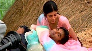 On The Sets Of Aaghaaz | Suniel Shetty | Sushmita Sen | Flashback Video