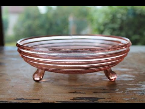 Why Didn't You Buy That Pink Depression Glass Dish?