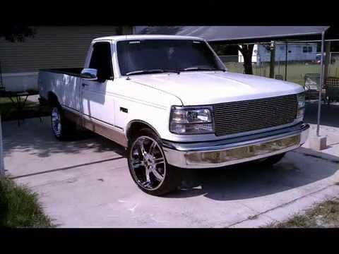 1996 Ford F 150 Youtube
