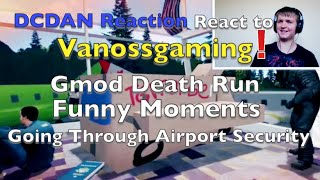 Gmod Death Run Funny Moments - Going Through Airport Security! ( Garry's Mod) Reaction
