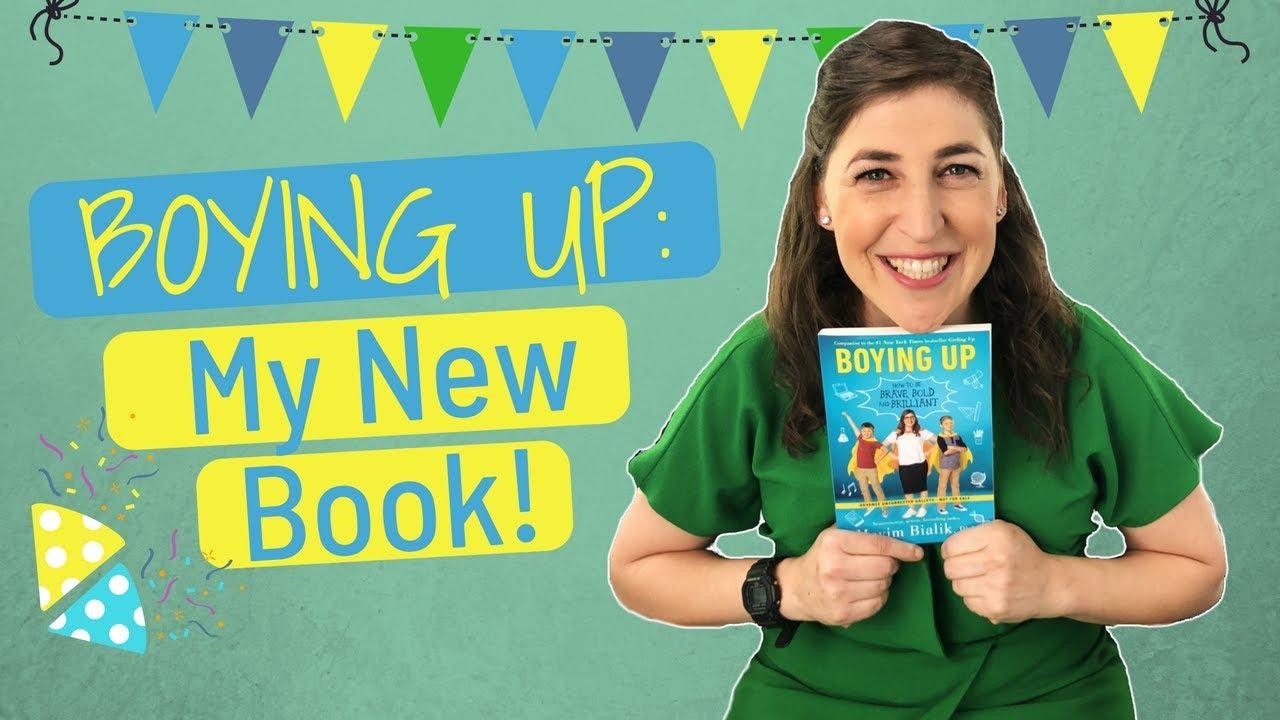 Download Boying Up: My New Book! || Mayim Bialik