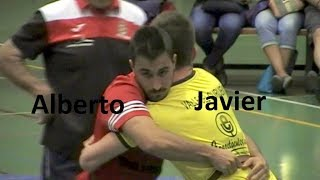 CISTIERNA  2017 - 4.- ALBERTO FERNANDEZ-JAVIER SANCHO