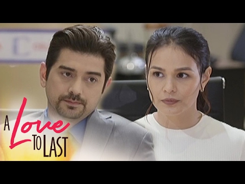 A Love To Last: Grace shows up to Anton's office   Episode 29