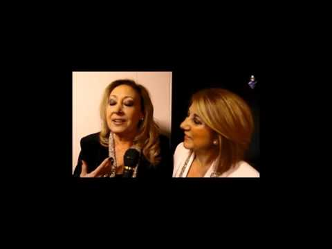 Interview Baccara (Maria & Cristina) Eurovision Gala Luxembourg