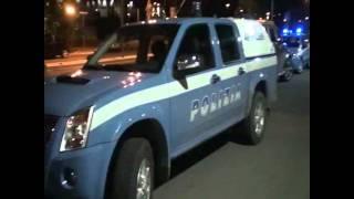 Sicurezza a Roma, operazione anti-droga della Polizia di Stato