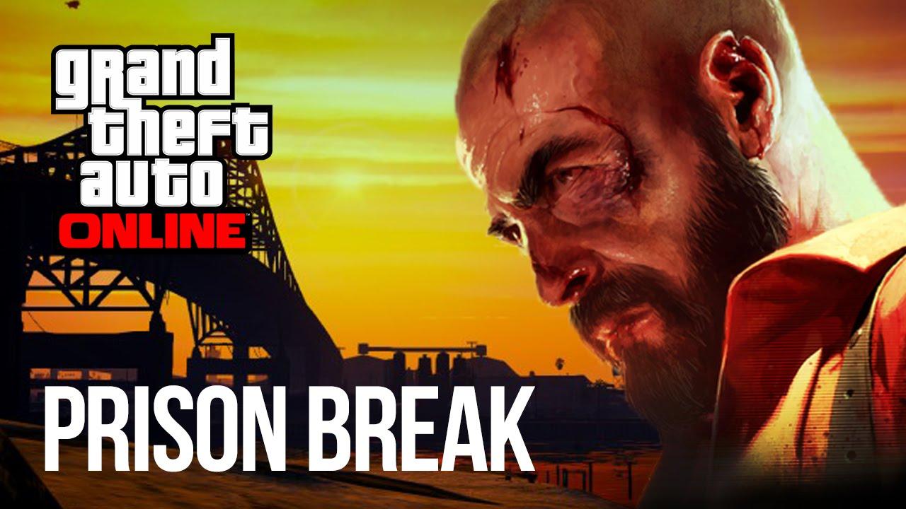 Gta V Prison Break Epic Tomfoolery With Jimbothy Lets Play Youtube