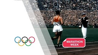 Incredible Finish To The Marathon - London 1948 Olympics
