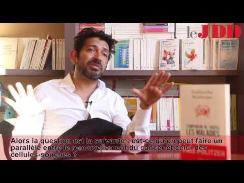 Siddhartha Mukherjee, biographe du cancer - YouTube
