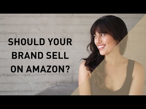 Should Your Brand Sell on Amazon?