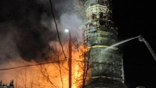 Новодевичий пожар 15.03.15(, 2015-03-15T21:01:04.000Z)
