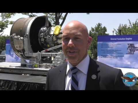 The Pratt & Whitney Geared Turbofan™ Engine Visits Our Nation