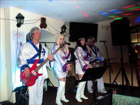 ALMOST ABBA LIVE (NEW SINGLE)