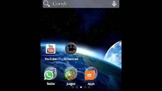 Launcher estilo lollipop para android 2.3