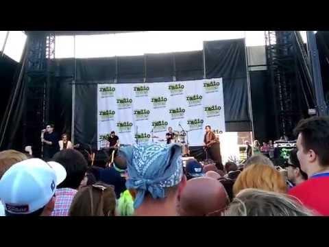 A Silent Film - Tomorrow (Live) - Radio 104.5 June Summer Block Party 2015 - Philadelphia