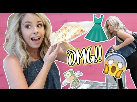 SHOPPING FOR OUR STORE + WHAT WE EAT IN A DAY!