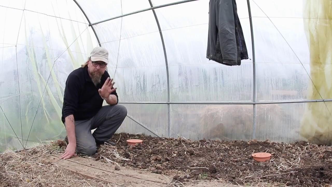 Episode 36 Irrigation De Notre Serre
