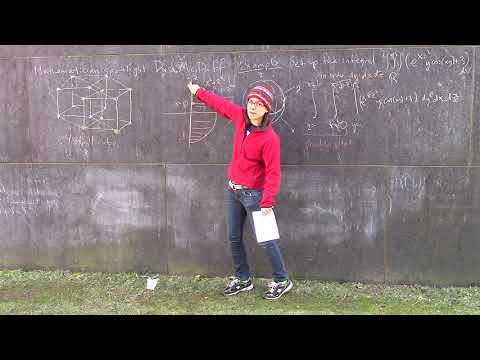 Multivariable calculus, class #21: Triple integrals and bounds of integration