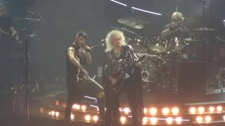 Queen + Adam Lambert - The 1st night of the three shows at Budokan ...