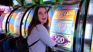 An Arcade And Video Game Adventure At Dave And Buster's!