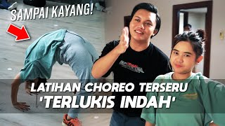 Download LATIHAN BARENG KA RIZKY FEBIAN SAMPAI KAYANG! - TERLUKIS INDAH CHOREOGRAPHY WORKSHOP