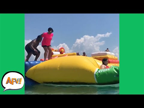 This Definitely Won't End BADLY 🤣 | Funny Fails | AFV 2019