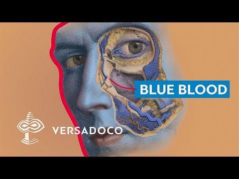 Why ancients drew blue colored gods? - VERSADOCO
