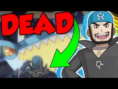 Omega Ruby & Alpha Sapphire Archie and Maxie ARE DEAD!