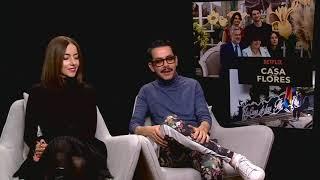 T13 conversa con Cecilia Suárez y Manolo Caro de