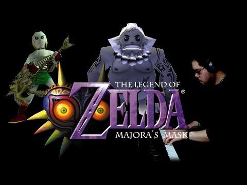 The Legend Of Zelda: Majora´s Mask - Song Of Healing (Inheres Cover)