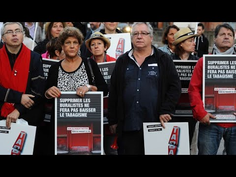 Hausse des prix du tabac : les buralistes s'élèvent contre la politique de santé