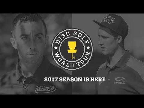 Disc Golf World Tour 2017 Season Teaser
